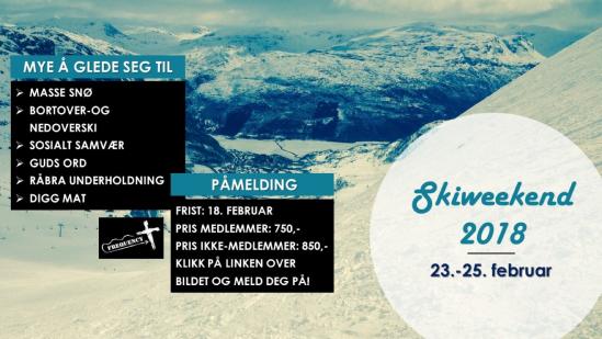 Skiweekend 18